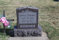 Donna Denice Haraway (1959-1984) - Find A Grave Memorial
