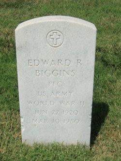 Edward R Biggins