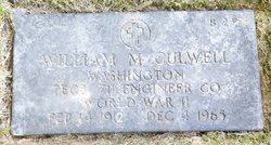 William Marvin Culwell