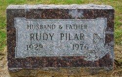 """Rudolph """"Rudy"""" Pilar, Sr"""