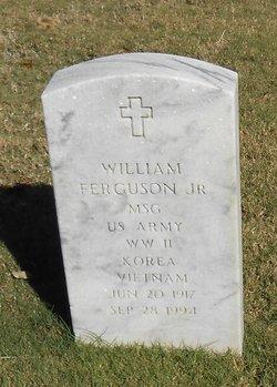 William Ferguson, Jr