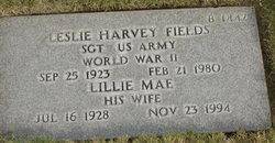 Lillie Mae Fields