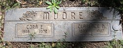 """Clarence David """"Bud"""" Moore"""