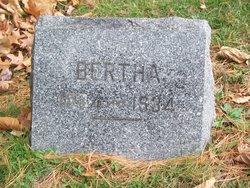 Bertha A. <I>Arnold</I> Hanley