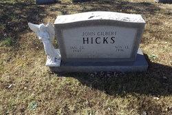 John Gilbert Hicks