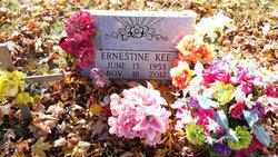 """Bertha Ernestine """"Tina"""" <I>Kee</I> Moore"""