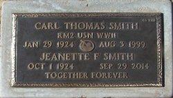 Carl Thomas Smith