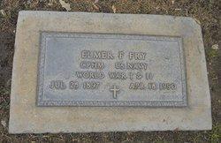 Elmer Francis Fry
