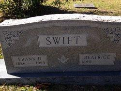 Beatrice <I>Watson</I> Swift