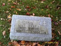 """Mike """"Stryk"""" Babej"""