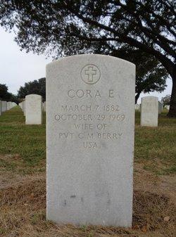 Cora E Berry