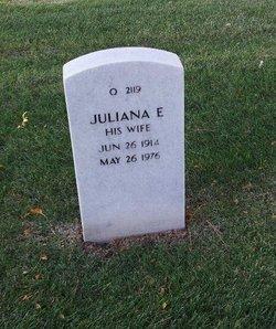 Juliana E Bina