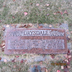 Shirley E <I>Bridge</I> Drysdale