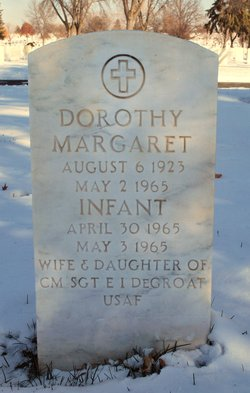 Infant Daughter Degroat