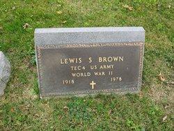 Lewis Sherman Brown
