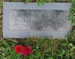 Alvin M. Shuck