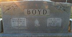 Samuel Ulyssis Boyd