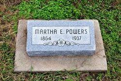 Martha <I>Lumpkins</I> Powers