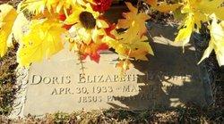 Doris Elizabeth Bagwell