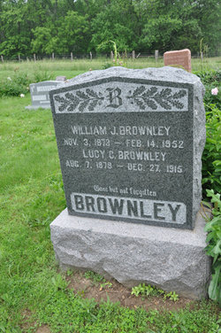 Lucy C. <I>McCain</I> Brownley