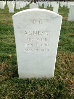 Agnes C Ogden