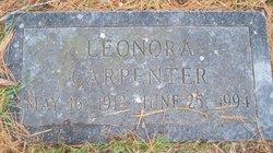 Leonora Carpenter