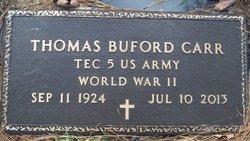 Thomas Buford Carr