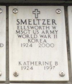 Katherine B Smeltzer