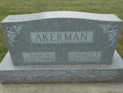 John H Akerman