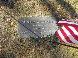 Donald A. Hurschler