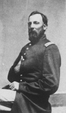Maj Lucius T. Hunt