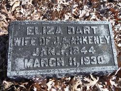 Eliza Emma <I>Dart</I> Ankeney