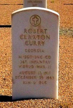 Robert Claxton Curry