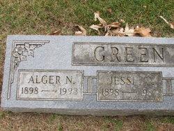 Jessie C. <I>Waters</I> Green