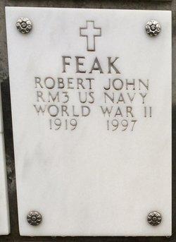Robert John Feak