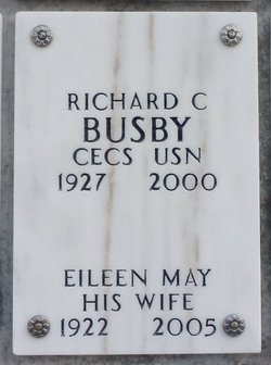 Eileen May <I>Rose</I> Busby