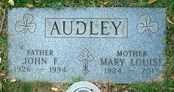 John F Audley