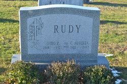Catherine Aurelia <I>Doty</I> Rudy