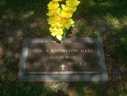 Homer Knowlton Hart