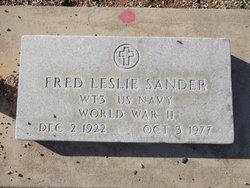 Fred Leslie Sander
