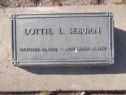 Lottie Luella <I>Meisenheimer</I> Seburn