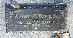 Arthur T. Davis, Sr