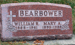 Mary Ann <I>Buehler</I> Bearbower