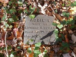 Addie L. Butler
