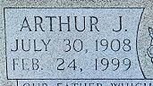 Arthur J. Johnson, Sr