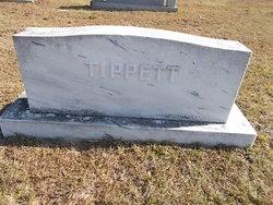 Janie Victoria <I>Fincher</I> Tippett