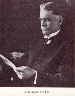 Charles Hermon Greenleaf