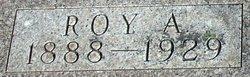 Roy A. Barker