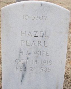 Hazel Pearl Isoldi