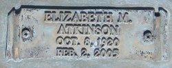 Elizabeth Mary Hiilaniwai <I>Maloney</I> Atkinson